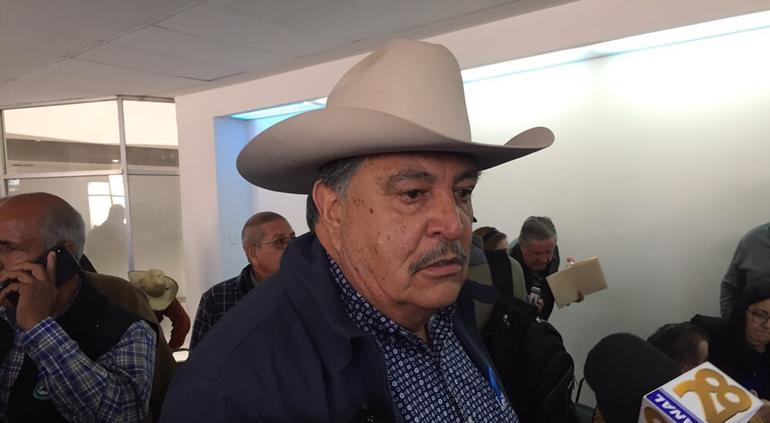 """Defenderemos agua de Chihuahua, """"ni una gota a Tamaulipas"""": Alcantar"""