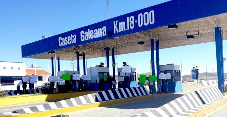 Ve aquí precio 2020 de las casetas en Chihuahua