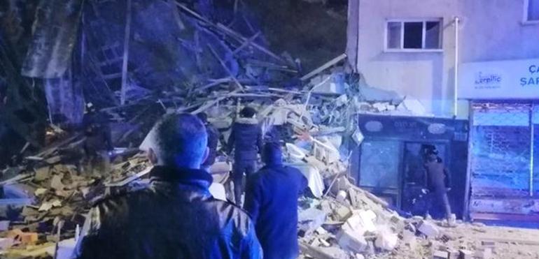 Al menos 15 muertos y 500 heridos por terremoto en Turquía