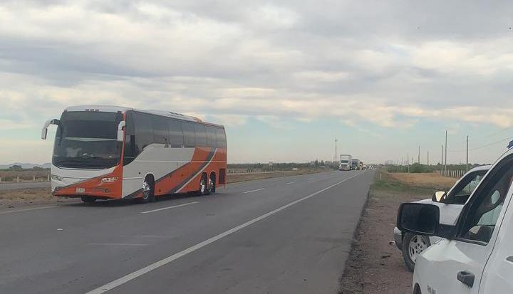 Por fin dejan paso libre en tramo de Delicias a Chihuahua