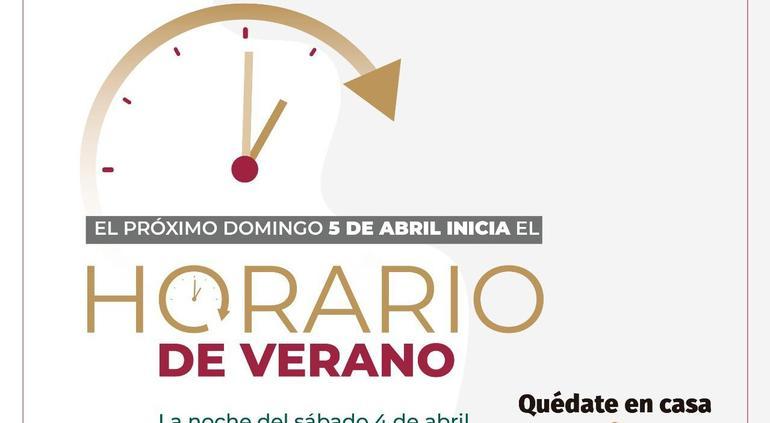 ¿Estás listo? Este domingo iniciará el Horario de Verano en Chihuahua