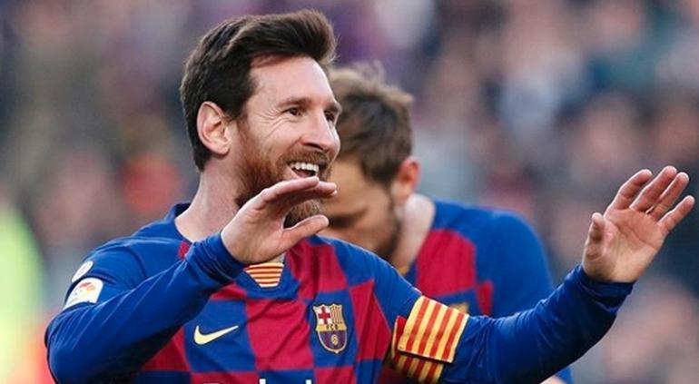 Dona Messi 1 millón de euros a Barcelona y Argentina por coronavirus