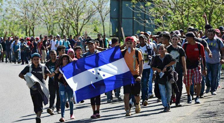Temor a coronavirus; cancela Honduras vuelos de migrantes desde México