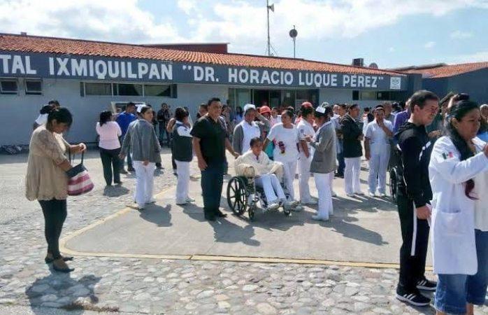 Agreden a pedradas a dos enfermeras del Issste en Hidalgo