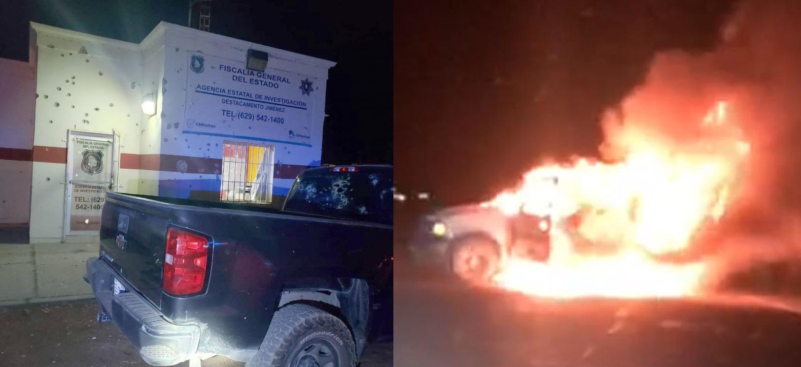 Un policía muerto y 2 heridos tras detención de capo en jiménez