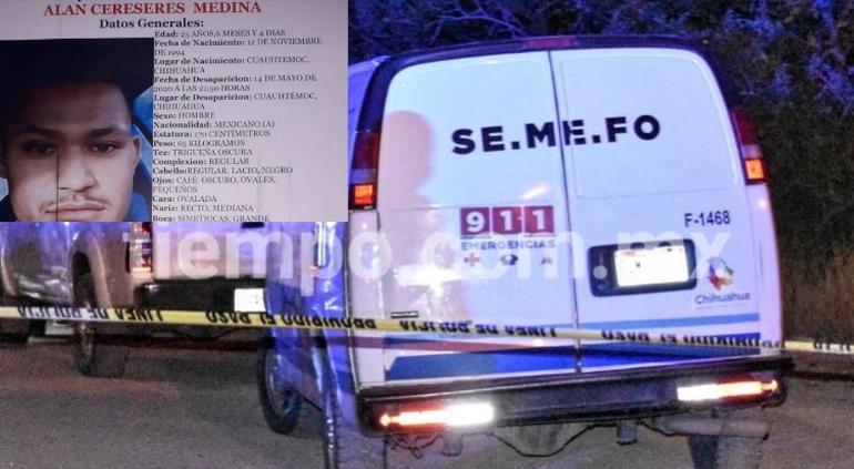 Identifican a desaparecido como cuarto ejecutado en Cuauhtémoc