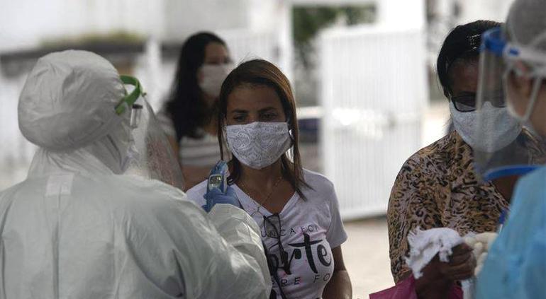 Superó a Rusia… Brasil, 2° país con más casos de coronavirus del mundo