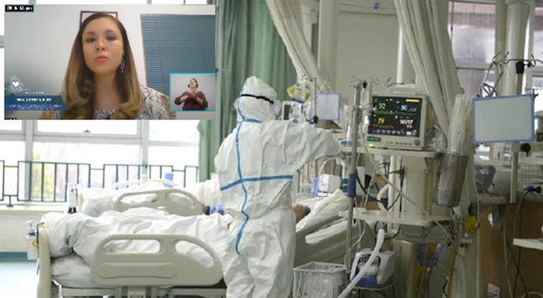Observamos en hospitales esas salidas de Día de la Madre: Leticia Ruiz