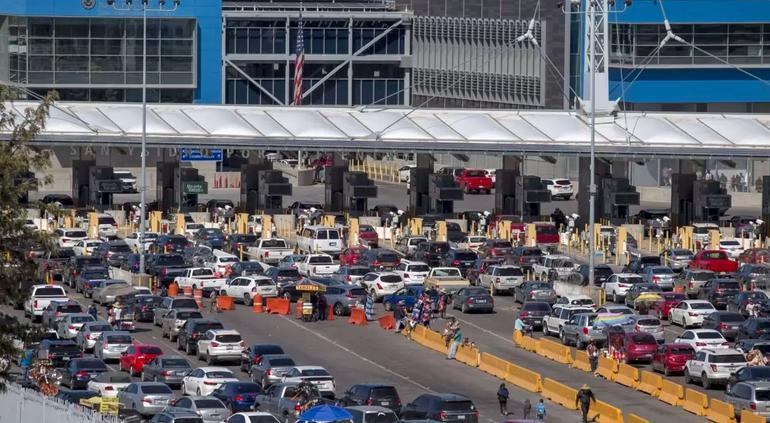 Si no disminuyen viajes casuales MX-EU restricciones aumentarán: EU