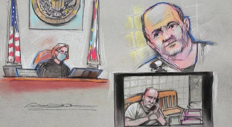 Rechazó juez fianza a Duarte; seguirá en prisión