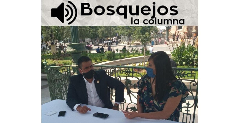 BOSQUEJOS LA COLUMNA – ¡Derrota Marco Quezada el C-19 y se reactiva! -No hubo acuerdo para la Jucopo, hoy definen