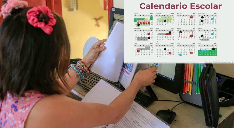 Este es el calendario oficial de la SEP para el ciclo 2020-2021