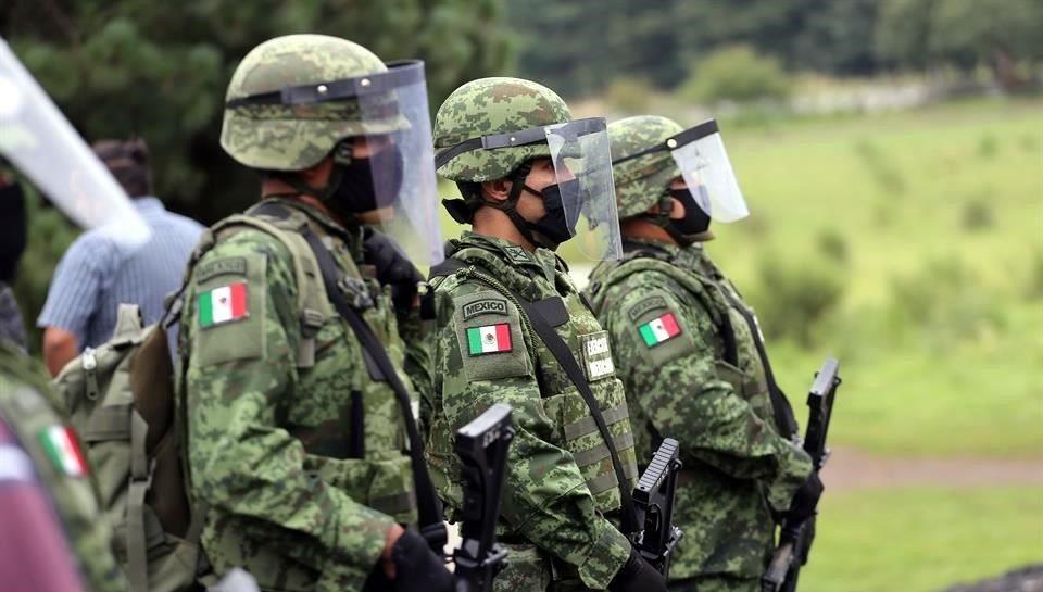Señalan fracaso de la militarización en México