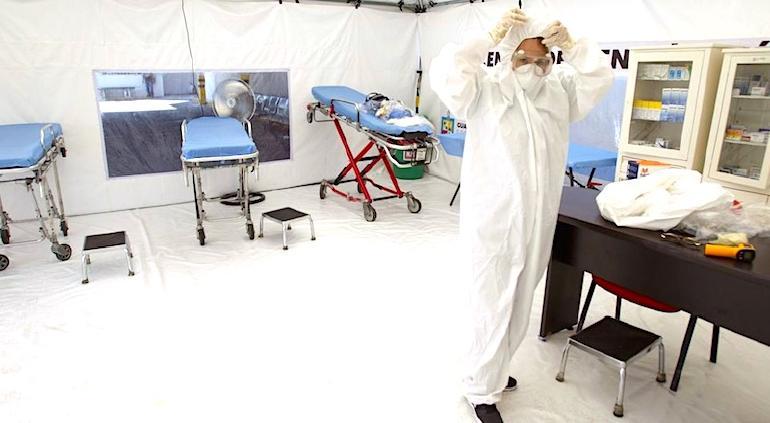 """Vuelve a """"golpear"""" coronavirus: 182 casos en 24 horas"""