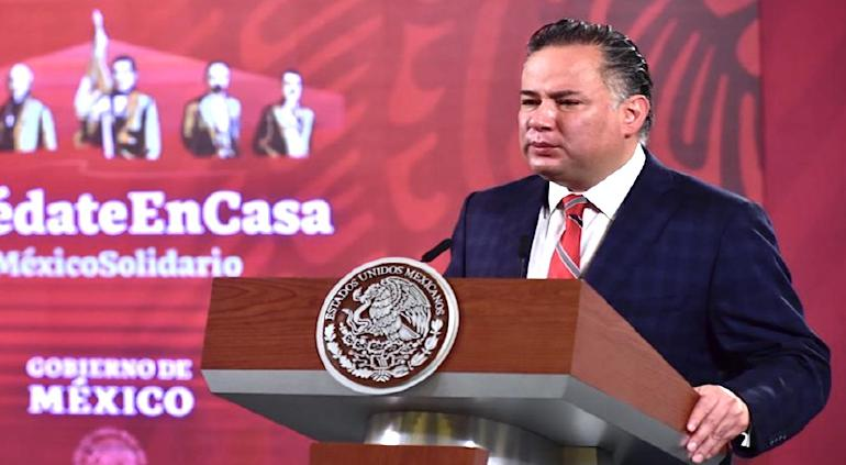 Alista UIF denuncias contra Reyes, Compeán y Alcántar