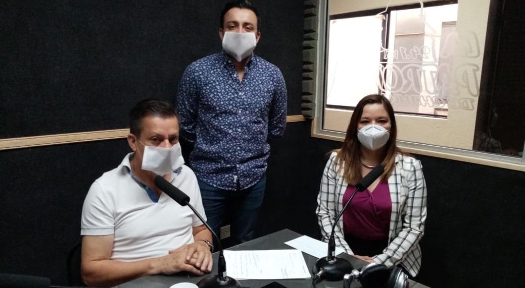 Estoy pensando en la reelección por la diputación: Rocío Sarmiento
