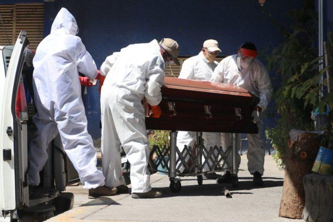 México se acerca a las 100 mil muertes por Covid-19