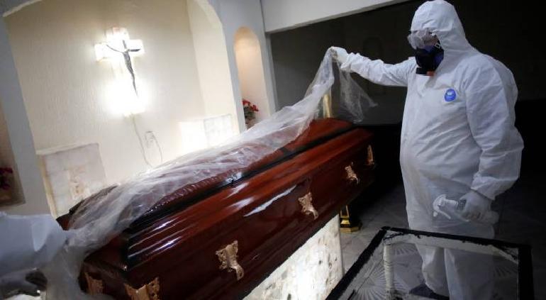 Covid-19 en México: superó el país los 90 mil muertos