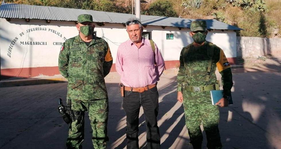 Agradeció Alcaldía de Maguarichi a los medios por difundir hechos violentos