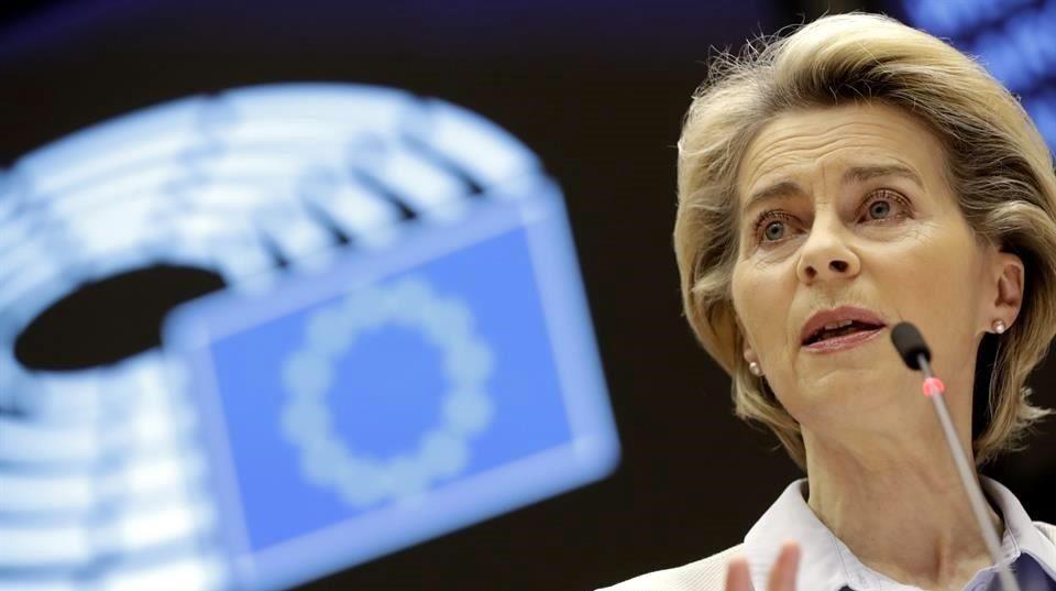 Afirma UE que vacunación iniciaría en Navidad