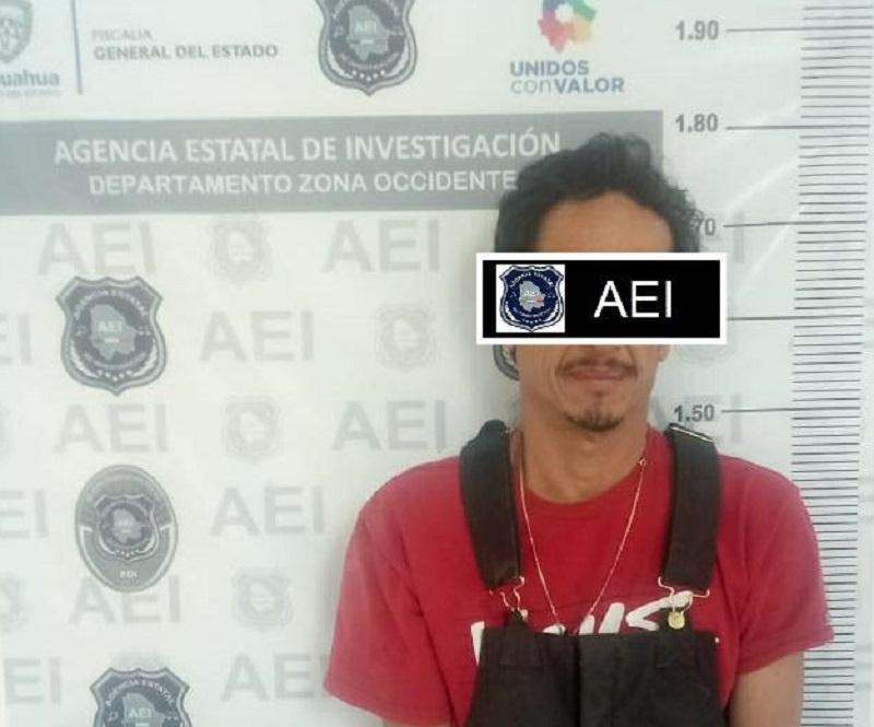 Cuauhtémoc > Fue detenido en flagrancia un individuo que disparó contra otro