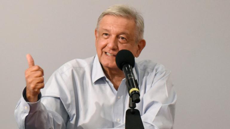López Obrador sigue sin felicitar a Biden