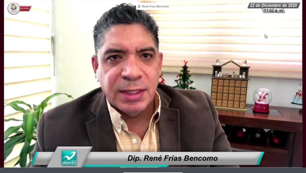 Pago quincenal para jubilados y/o pensionados de PCE está garantizado; René Frías