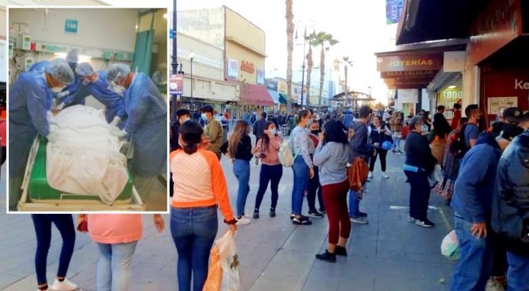 Si no baja movilidad Chihuahua empezará 2021 con una tragedia: Salud