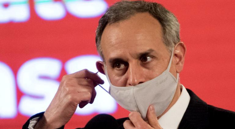 Probablemente pandemia seguirá hasta 2023: López-Gatell