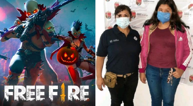 Escapó niña a Chiapas para ver a hombre que conoció en Free Fire