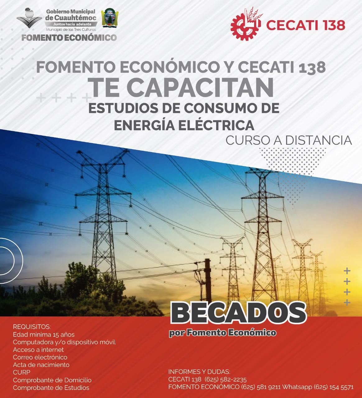 Cuauhtémoc > Reanuda Fomento Económico convenio de colaboración con Cecati y Cenaltec