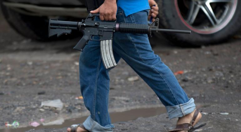 Ingresan desde Texas la mayor parte de armas ilegales a México: SRE