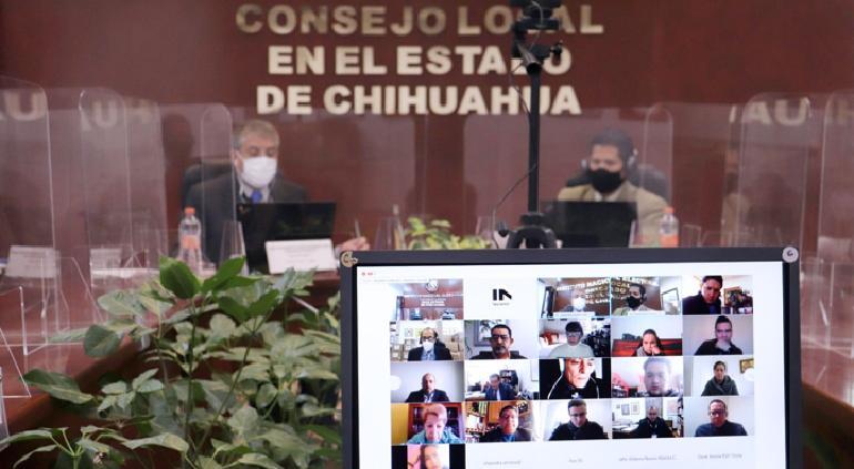 Ordena INE al PAN en Chihuahua bajar anuncios vs Guardia Nacional