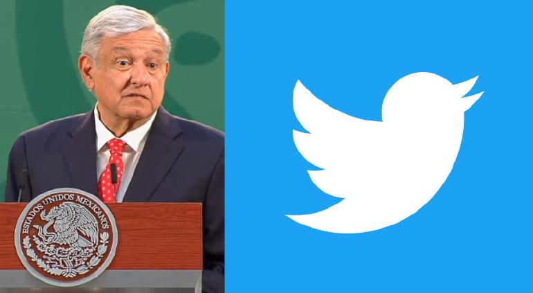 "Contesta Twitter a AMLO: ""lamentable ver comentarios a empleados"""