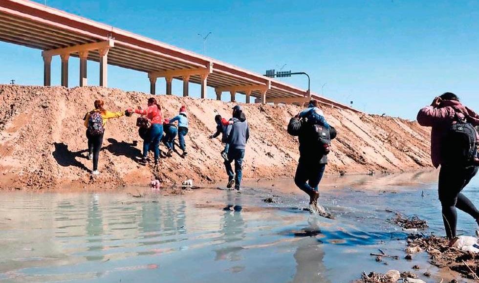 Saturados, albergues en Juárez por nueva oleada de migrantes