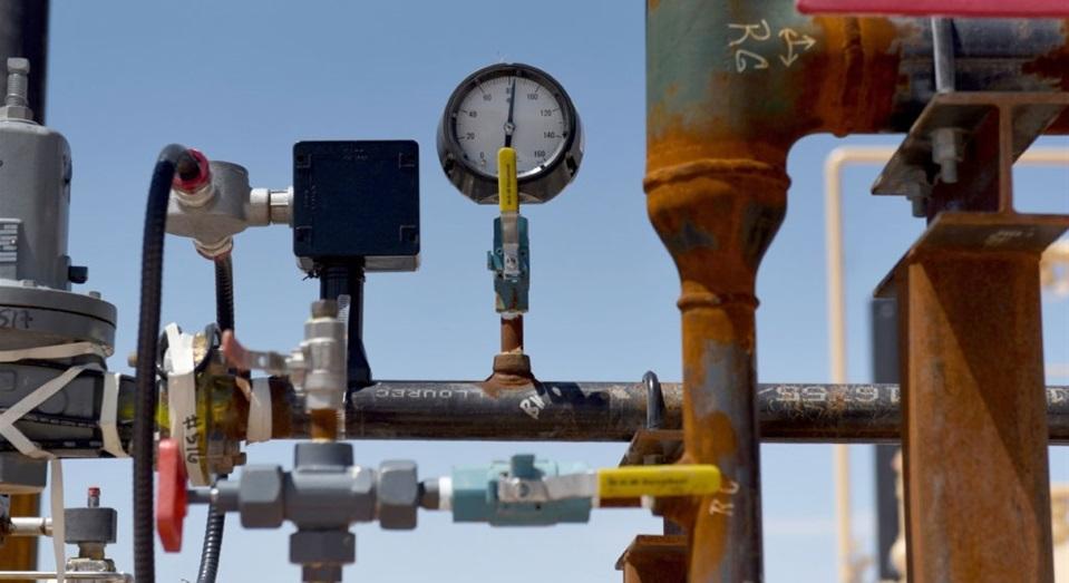 Sube precio de gas natural 24,000% en una semana