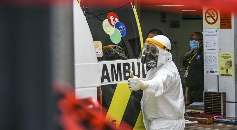 México: confirmaron más de 8 mil casos de Covid-19 en último día