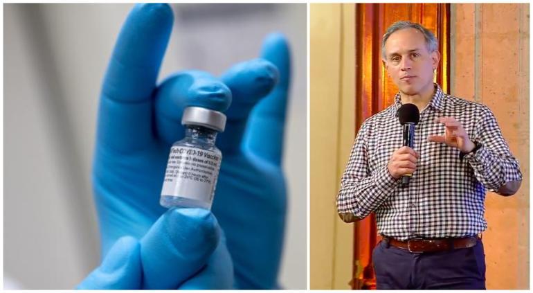 Imposible enviar más dosis hasta el 15 de febrero: Pfizer a México