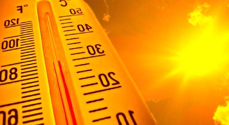 Entrará primera onda de calor a Chihuahua; pronostican máximas de 30ºC