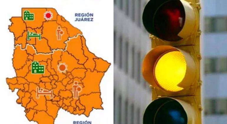 Oficial: Estas son las actividades permitidas en Amarillo y Naranja