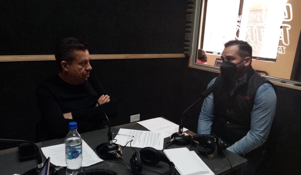 FICOSEC TE BRINDA ASESORIA GRATUITA ANTE CUALQUIER DELITO: JULIO CABELLO