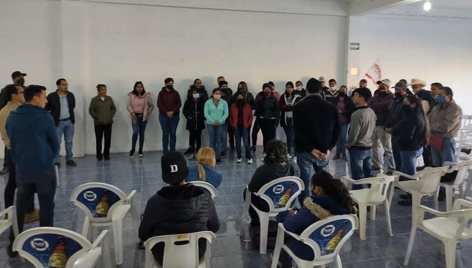 Creo en Guachochi y en su gente, su apoyo es mi fuerte : Pablo Moreno Martínez