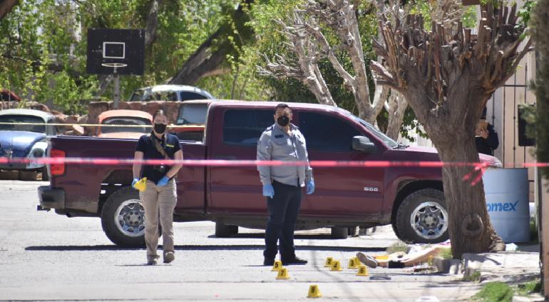 Identifican a mujer ejecutada en Quintas Carolinas