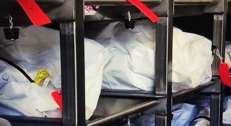 """""""280 cadáveres en la morgue"""": responde El Paso al Gobernador de Texas"""