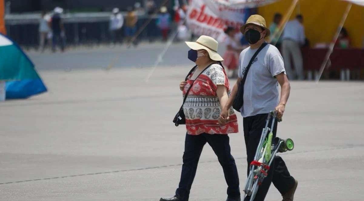 Registra México 535 muertes por covid-19 en las últimas 24 horas