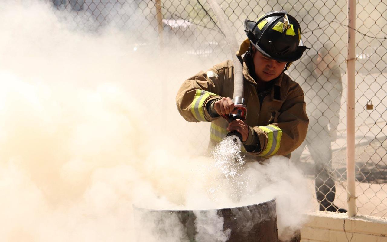 Cuauhtémoc > Emite Bomberos recomendaciones para evitar incendios