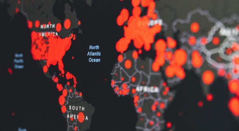 "Alerta OPS tercera ola COVID en Latinoamérica: ""Será más larga"""