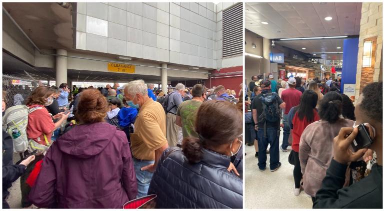Cierran Aeropuerto Internacional de San Antonio por tiroteo