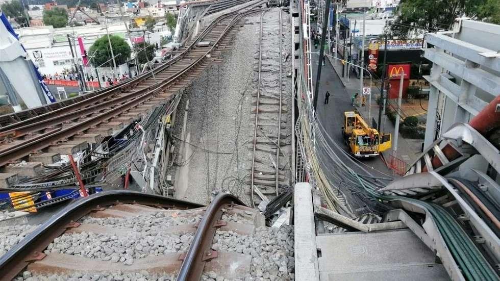 No cubriremos a nadie por accidente en línea 12 del metro: sheinbaum