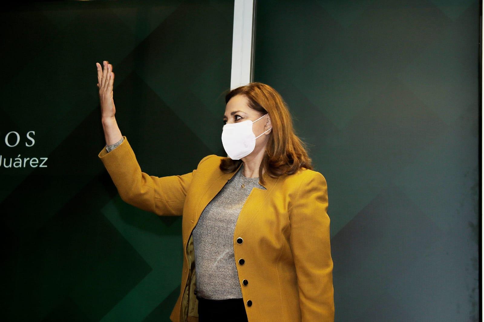 Hagamos una gran alianza para el resurgimiento de Ciudad Juárez: Graciela Ortiz